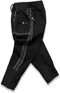 HOSD Ropa para niños Pantalones para niños 2019 nuevos Pantalones de Primavera niños Grandes Sueltos sección Delgada Panta...