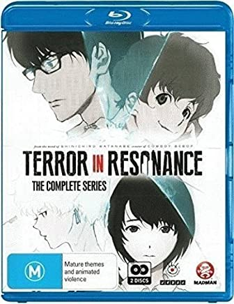 Terror in Resonance Complete Series [Blu-ray] [Import]