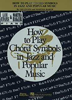 How to Play Chord Symbols in Jazz and Popular Music