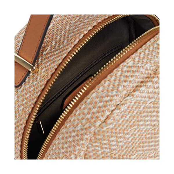 Parfois – Mochila Textura Raffia – Mujeres
