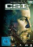 CSI: Crime Scene Investigation - Season 8 [6 DVDs]