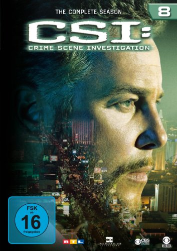 CSI: Crime Scene Investigation - Season 8 [6 DVDs]