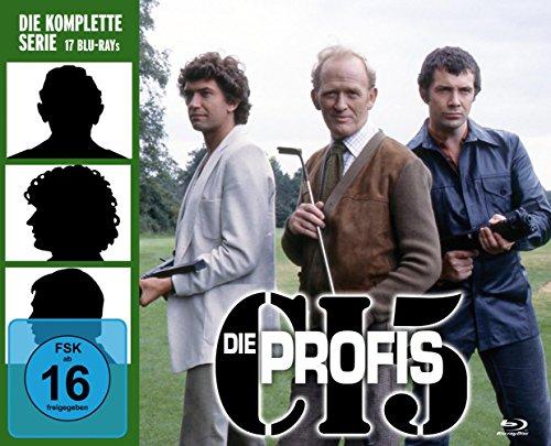Die Profis - Die komplette Serie - HD-Remastered [Blu-ray]