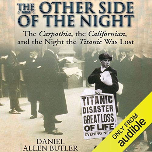 Other Side of the Night audiobook cover art