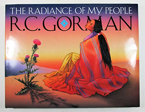 The Radiance of My People (Native American Navajo Artist)