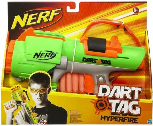 Nerf Dart Tag Hyperfire Dart Blaster