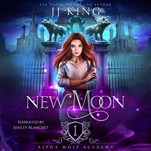 New Moon Audiobook By JJ King cover art