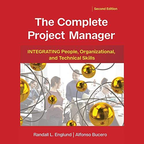 Page de couverture de The Complete Project Manager