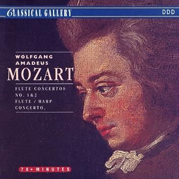 Mozart: Flute Concertos Nos. 1 & 2; Flute and Harp Concerto