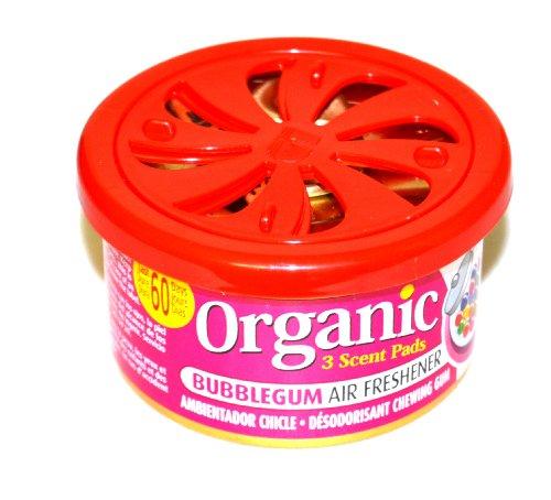 Organic Can Autoduft die Duftdose fürs Auto in Bubble Gum - Kaugummiduft