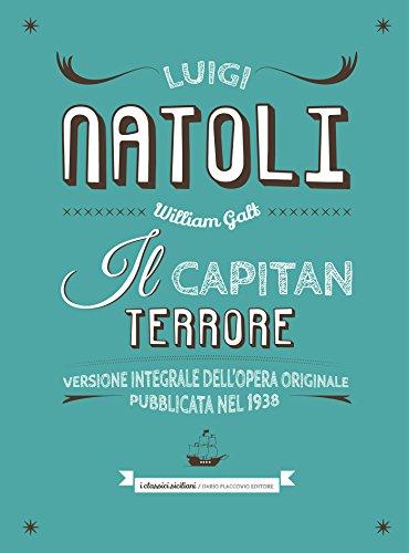 Luigi Natoli - Il capitan Terrore (2014)