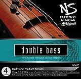 D'Addario Bowed Jeu de cordes traditionnel pour contrebasse D'Addario NS...