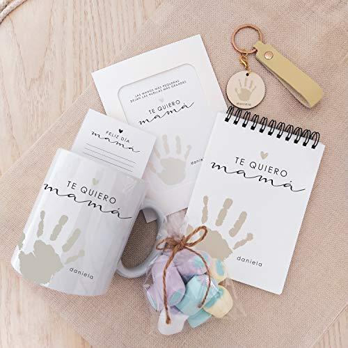 Alhoji Sweet Pack Personalizado Regalo Día de la Madre Huella