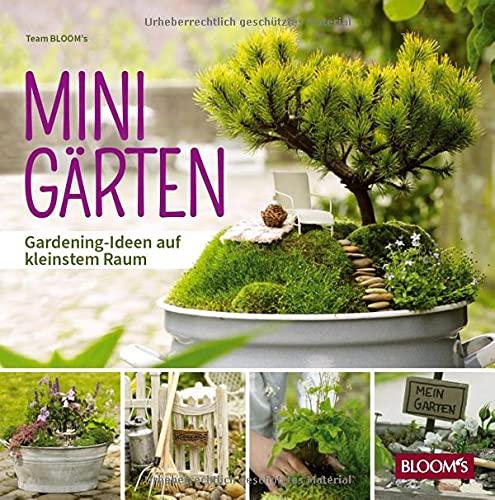 MINIGÄRTEN: Gardening-Ideen auf kleinstem Raum