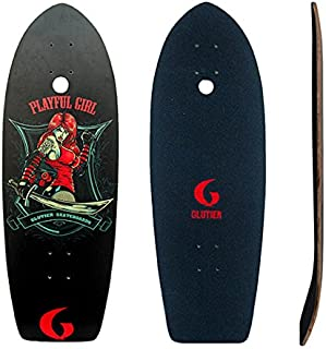 Glutier Surfskate Deck Playfull 29 monopatin Skate...