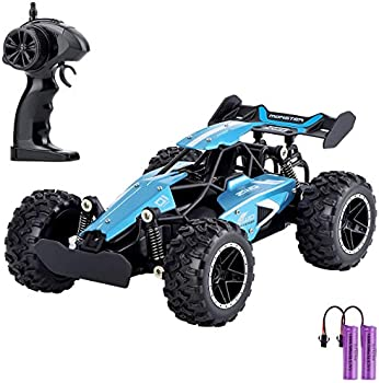 Geburun Remote Control Car with Rechargeable Batteries