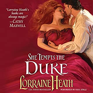 She Tempts the Duke cover art