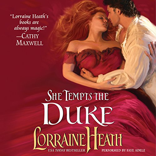 She Tempts the Duke audiobook cover art