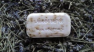 Savonnerie de Bormes : Naturseife mit Lavendelblüten 100 g aus der Provence