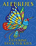 Alebrijes Coloring Book For Kids: Fun & Unique Mexican Folk Art Animal Creature Designs