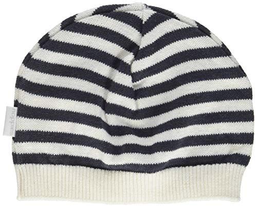 Noppies U Hat Aniam Bonnet, Multicolore (Whisper White P198), Unique (Taille Fabricant: 3M-6M) Mixte bébé