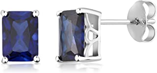 Best blue sapphire earrings Reviews