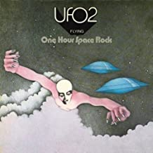 ufo flying one hour space rock