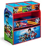 Delta Children 6-Bin Toy Storage Organizer, Nick Jr. PAW Patrol
