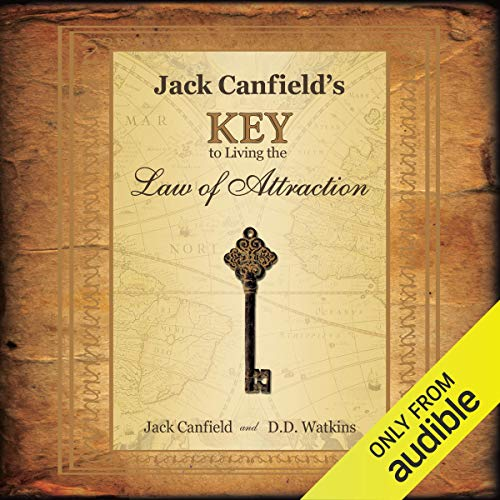 Page de couverture de Jack Canfield's Key to Living the Law of Attraction
