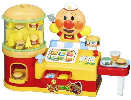 アンパンマン ピピッとえらんで!でるでるハンバーガー