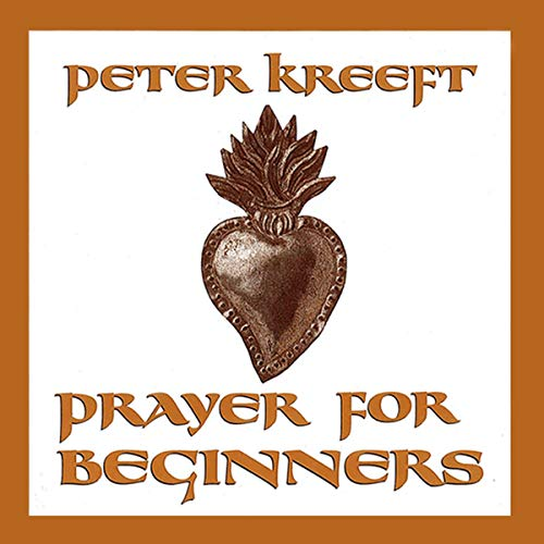 Prayer for Beginners audiobook cover art