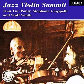 Jazz Violin Summit