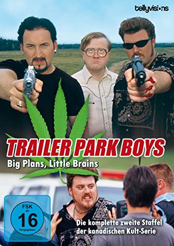 Trailer Park Boys - Big Plans, Little Brains - Staffel 2