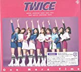 TWICE One More Time [Type A] (SINGLE + DVD+booklet) (F.LTD) (Japan Ver) [+poster][+polaroid card][+post card][+autograph event photo][+sticker]