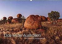 Das wilde Australien (Wandkalender 2022 DIN A2 quer): Fernweh garantiert (Monatskalender, 14 Seiten )