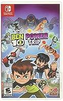 Ben 10 Power Trip(輸入版:北米)- Switch