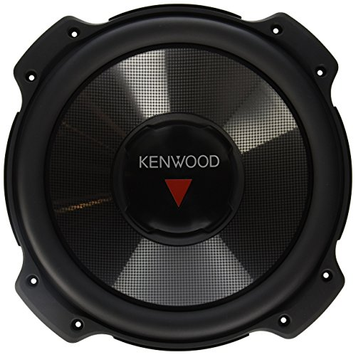 2 New Kenwood KFC-W3016PS 12' 4000 WATT Car Audio Subwoofers Subs Woofers 4 Ohm