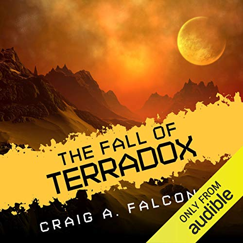 The Fall of Terradox Titelbild