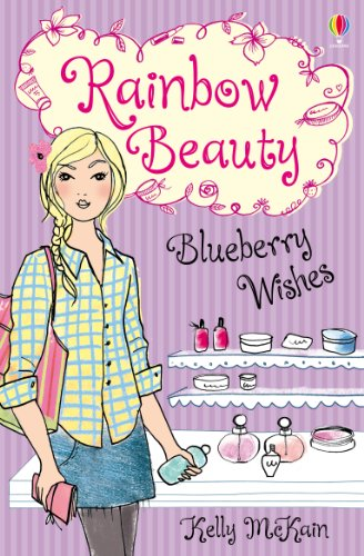 Blueberry Wishes: Rainbow Beauty (Book 3) (English Edition)