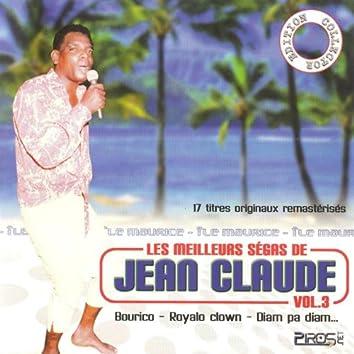Les meilleurs ségas de Jean Claude, vol. 3 (Île Maurice)