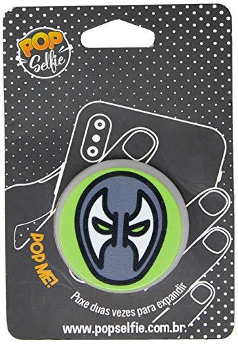 Apoio para celular - Pop Selfie - Original Marvel Spawn Ps139, Pop Selfie, 151296, Branco