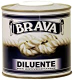 Brava DA3 Diluente per Antivegetative, Trasparente, 375 ml