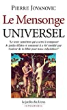 Le Mensonge Universel - Format Kindle - 9,99 €