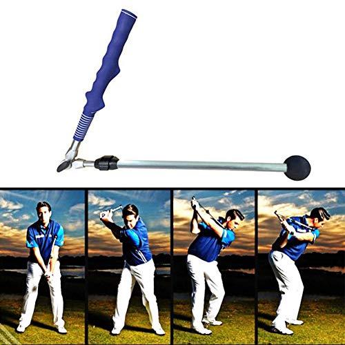 Bulary Outdoor Golf Practice Aids Golf Swing Trainer Golf Training Grip Golfista Corretta Posizione delle Mani Strumenti di Allenamento