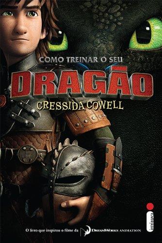 Como Treinar o Seu Dragão. Capa Filme: (Como treinar o seu dragão vol. 1)