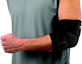 Mueller Adjustable Elbow Support, Black, OSFM