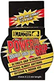 Everbuild Mammoth Powerful Grip Tape, Reinforced Double Sided Tape, Clear, 25 mm x 2.5 m