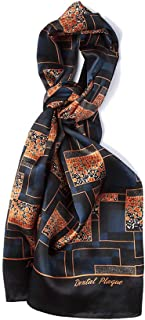 Women's 100% Silk Medical Infectious Awareables Scarf