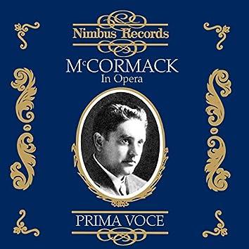 Mccormack in Opera