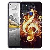 KX-Mobile Hülle für Samsung A21s Handyhülle Motiv 1412
